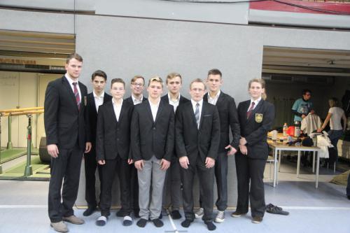 Acht neue Bezirkskampfrichter im JVMV