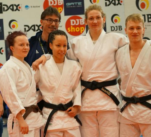 Deutsche Einzelmeisterschaften Männer/Frauen 20./22.1.2017 in Duisburg