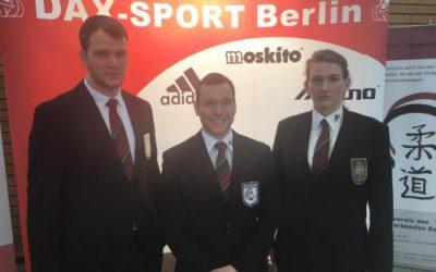 JVMV Kampfrichter beim Bundessichtungsturnier in Berlin