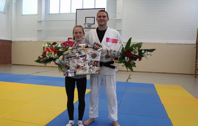 Annika Würfel gewinnt Gold und Bronze bei europäischen Titelkämpfen