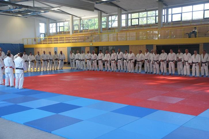 77 Teilnehmer beim Judoseminar in Güstrow