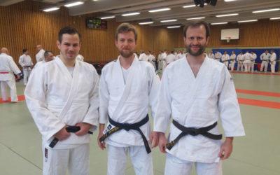 DJB Kampfrichter-Seminar und Referententagung in Hennef