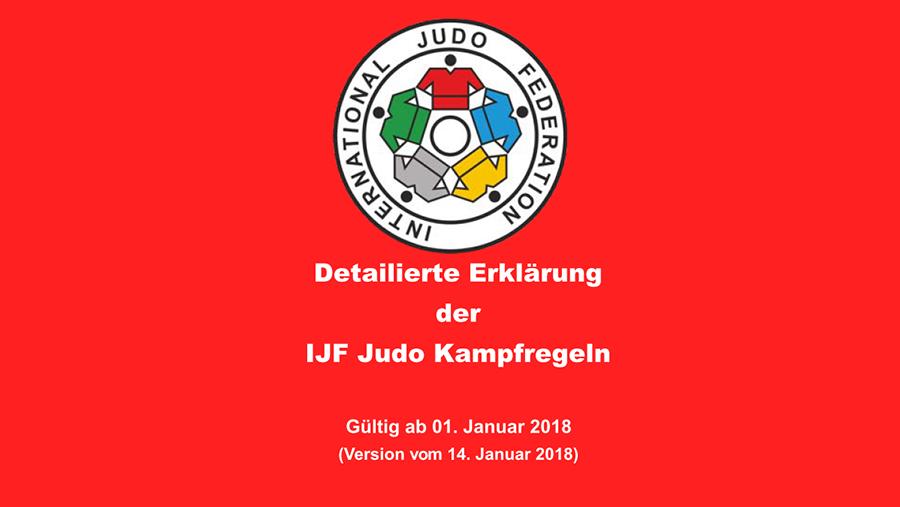 IJF Wettkampfregeln 2018