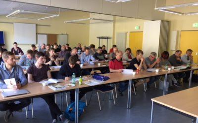 Jugendvoll- und Mitgliederversammlung in Güstrow