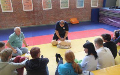Erster Erste-Hilfe-Kurs für Trainer und Übungsleiter