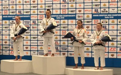 Annika Würfel gewinnt Silber bei den europäischen Titelkämpfen