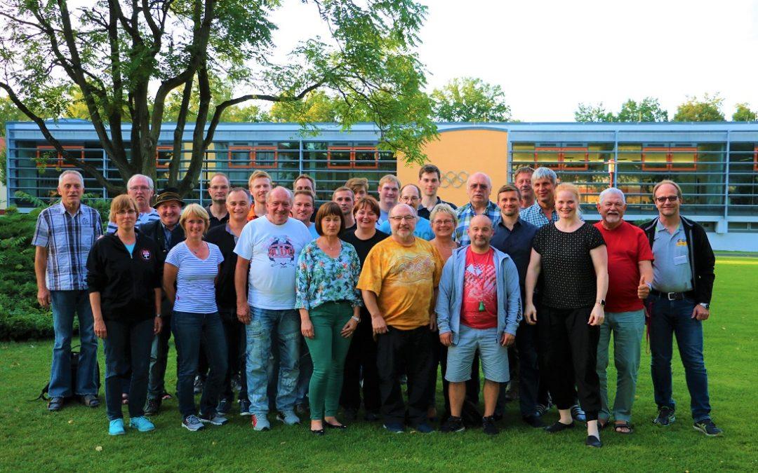 DJB-Medientreff im Leistungszentrum Kienbaum
