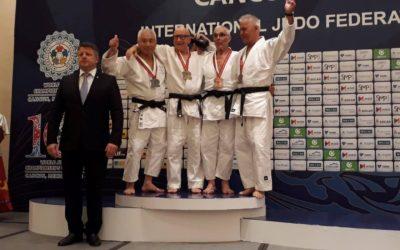 Bronze für Emil Messner bei der Veteranen WM im mexikanischen Cancun