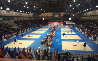 Kampfrichter sind international unterwegs
