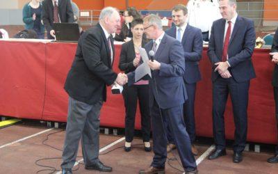 Deutscher Judo-Bund verabschiedet Wolf-Peter Oswald