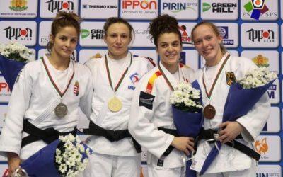 Annika Würfel gewinnt Bronze beim European Cup