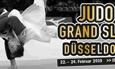 Weltklasse-Judo in Düsseldorf
