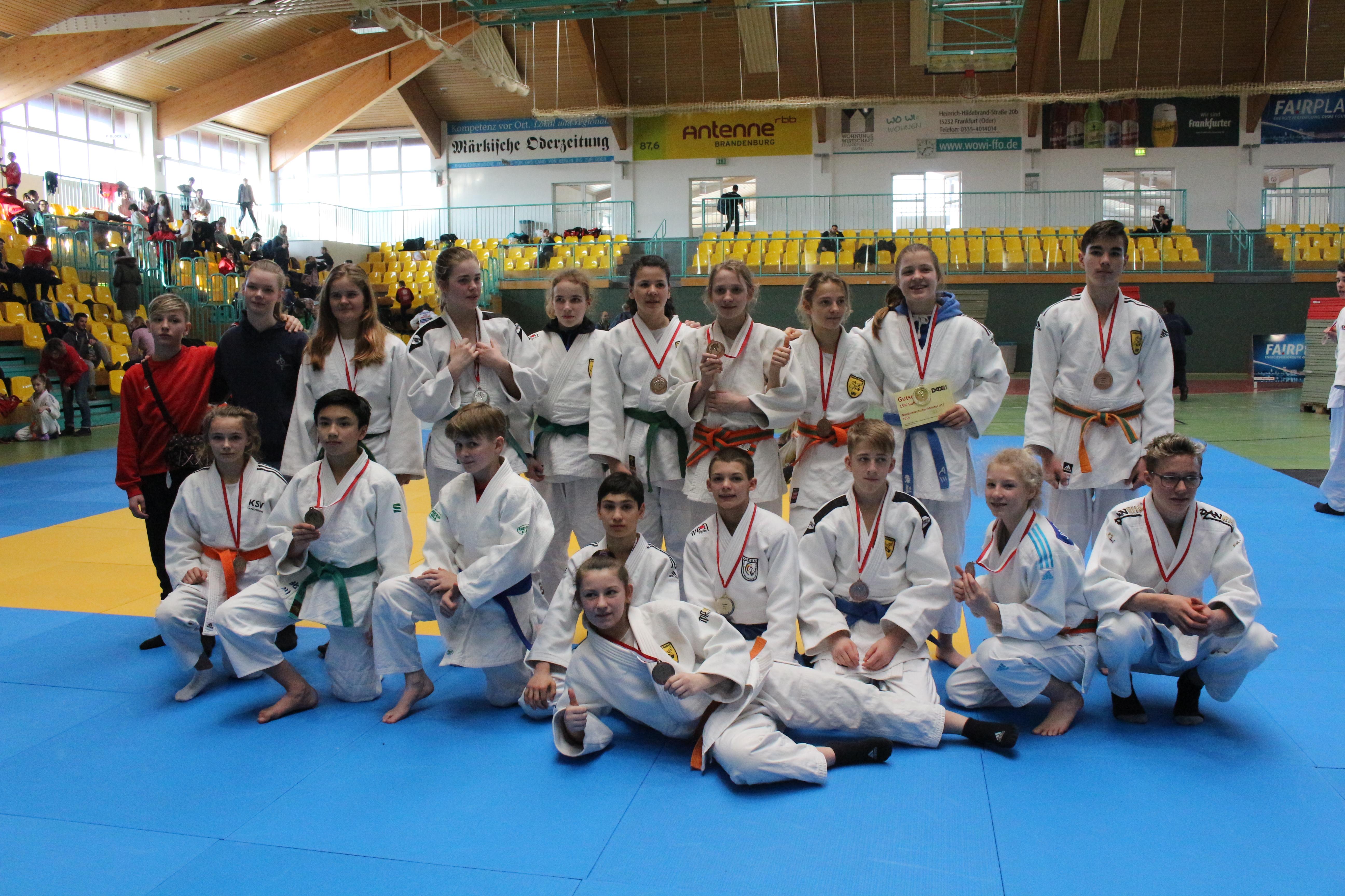 JVMV Judoka schaffen Trendwende bei NODEM