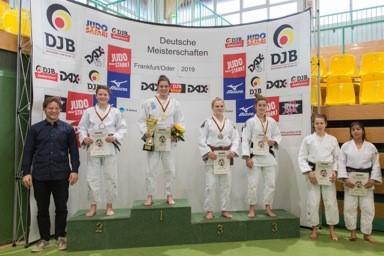 Leonie Bahle erkämpft Bronze bei den Deutschen Einzelmeisterschaften der Junioren
