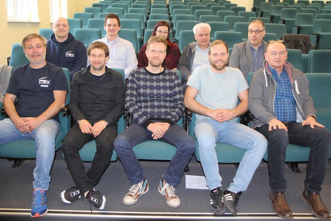 Delegierte wählen neue Jugendleitung und neuen Vorstand des JVMV