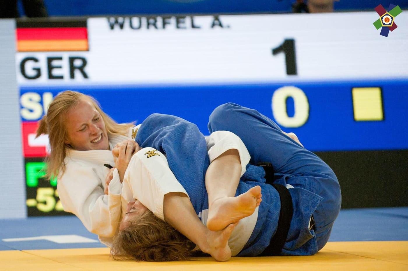 Annika Würfel startet bei U23 EM