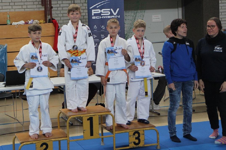 Ergebnisse LEM U13 in Schwerin