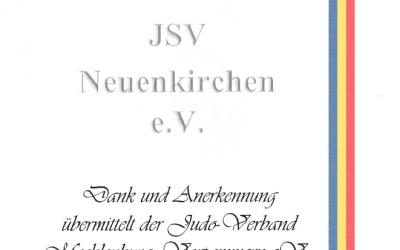 20 Jahre JSV Neuenkirchen
