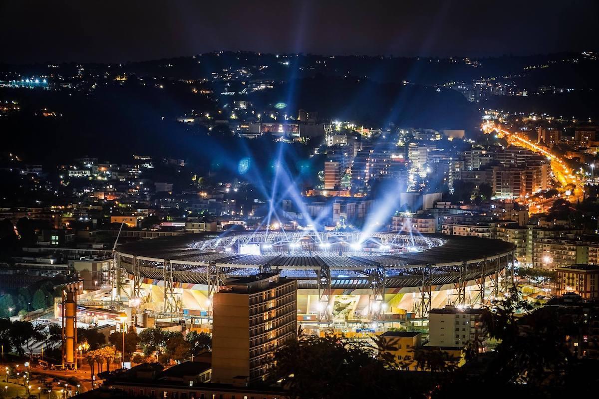 Die 30. Sommer-Universiade in Neapel ist eröffnet
