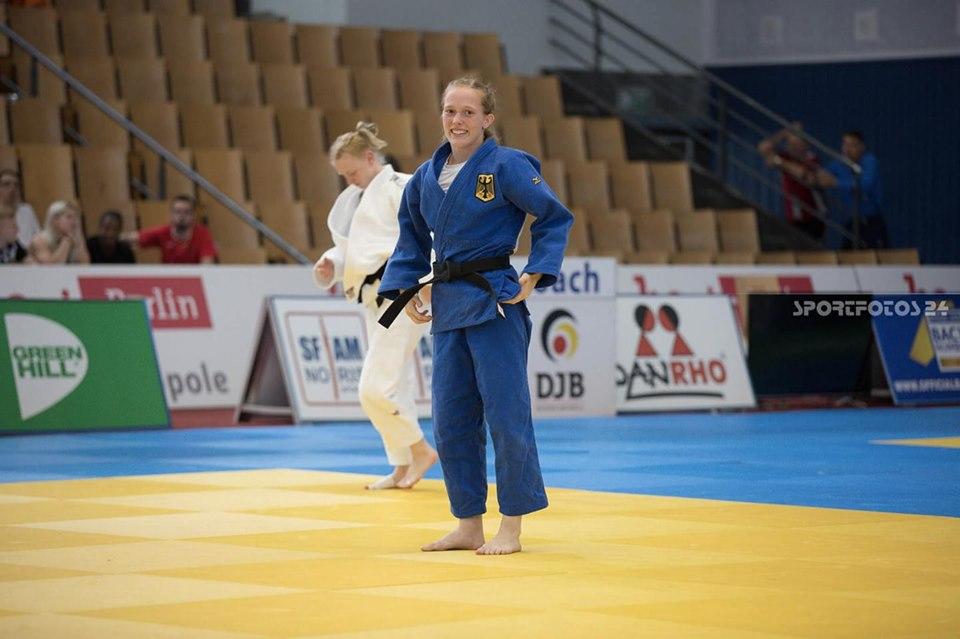 Annika Würfel zur EM nominiert