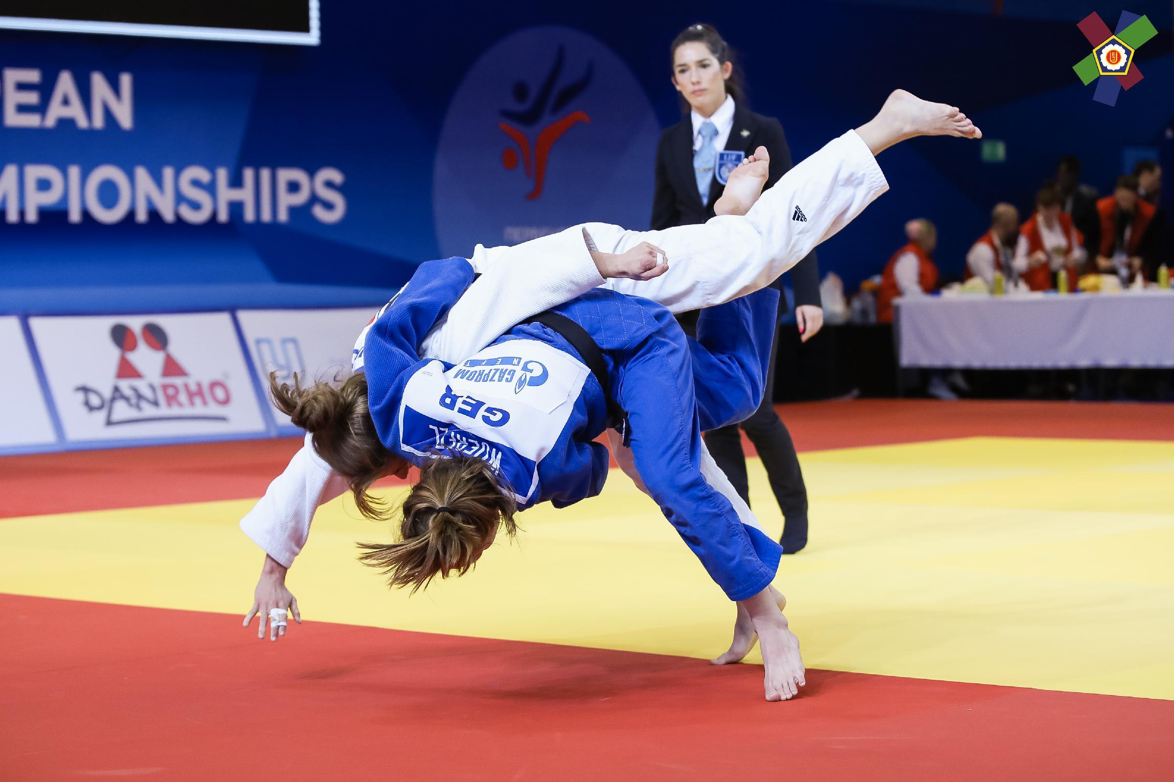 Annika Würfel erkämpft Bronze bei U23 EM