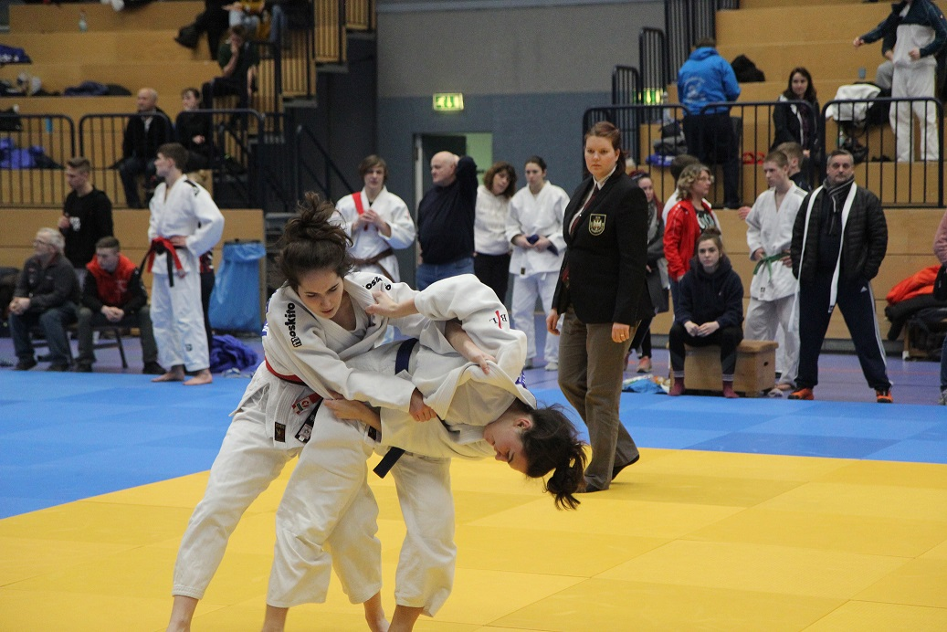 Landeseinzelmeisterschaften der AK U 15, 18 und 21 in Greifswald