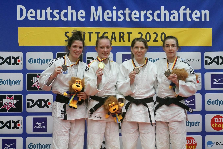 Annika Würfel ist Deutsche Meisterin der Frauen