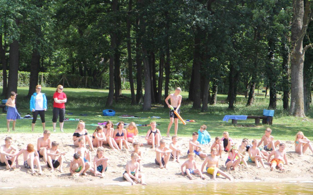 Kinder starten mit einer Judosafari-Woche in die Ferien