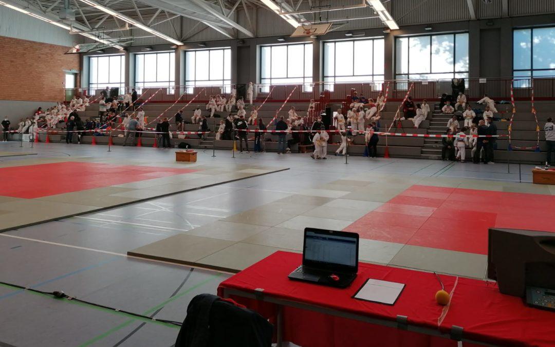 Der KSV Grimmen richtet erstes Turnier nach der Corona-Zwangspause aus