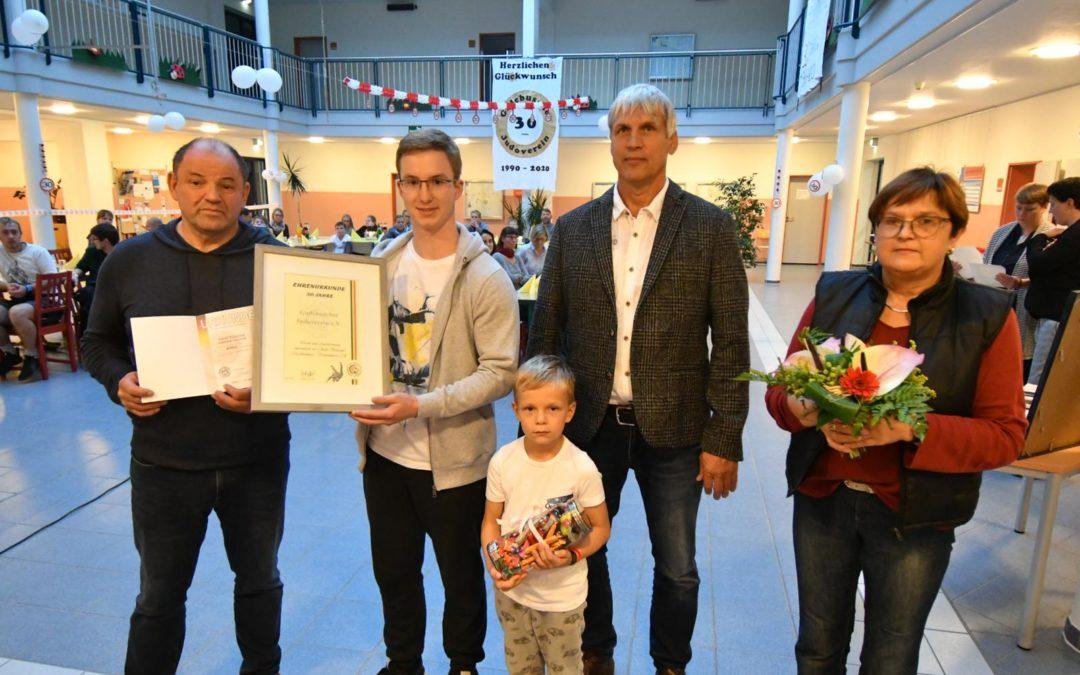 Gadebuscher Judoverein feiert sein 30. Jubiläum