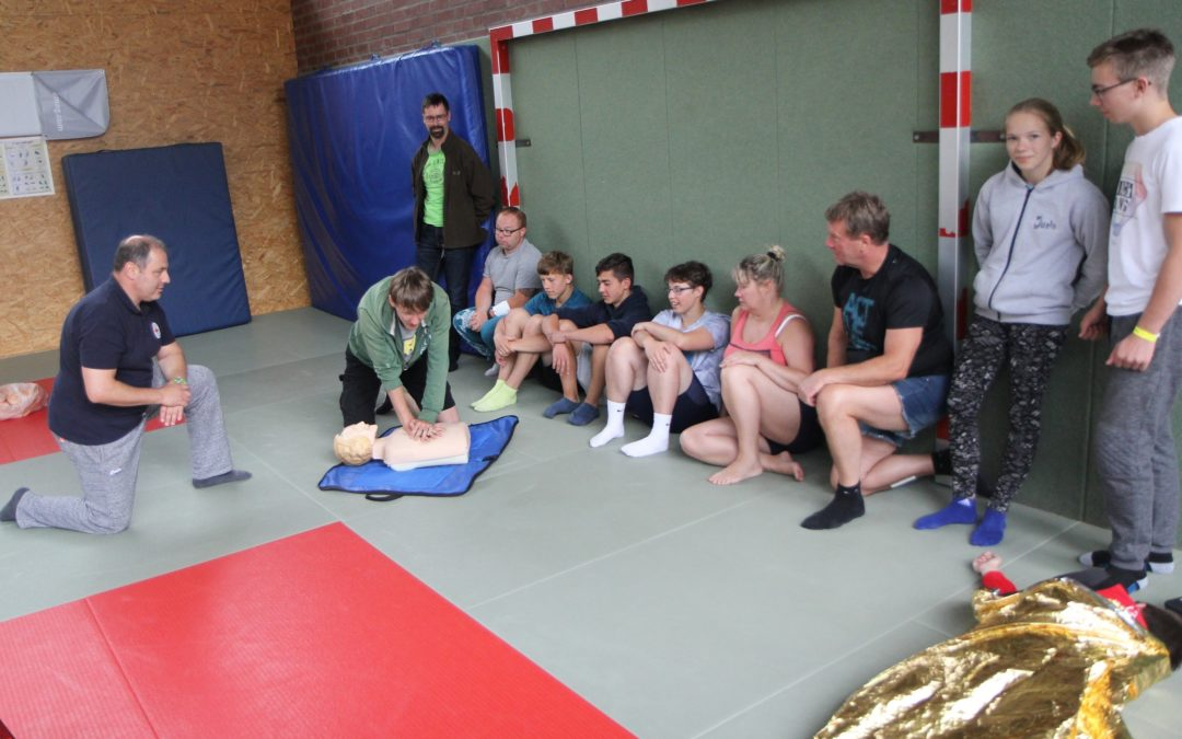 Erste Hilfe Kurs in Schwerin