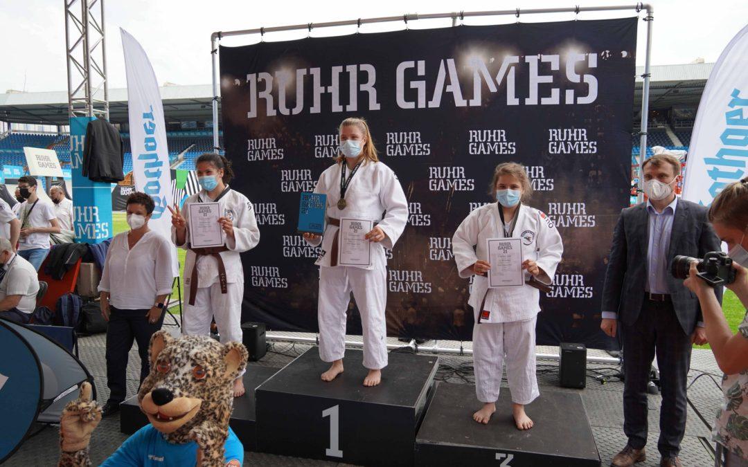 Judoka aus MV bei den Ruhr-Games in Bochum
