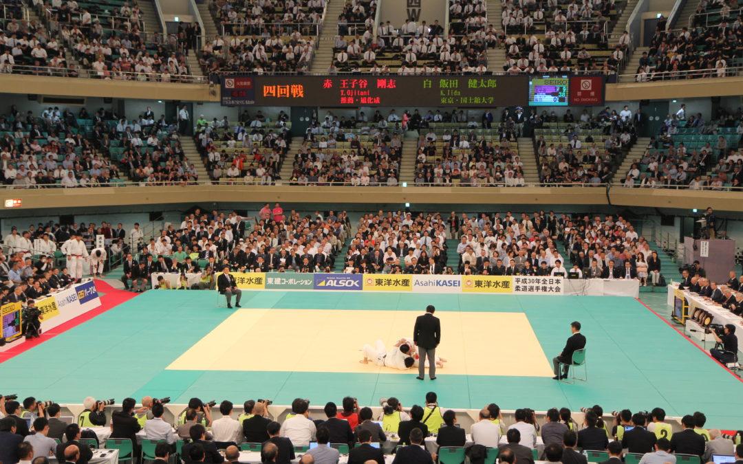 Vor den olympischen Judo-Wettkämpfen 2021 in Tokyo