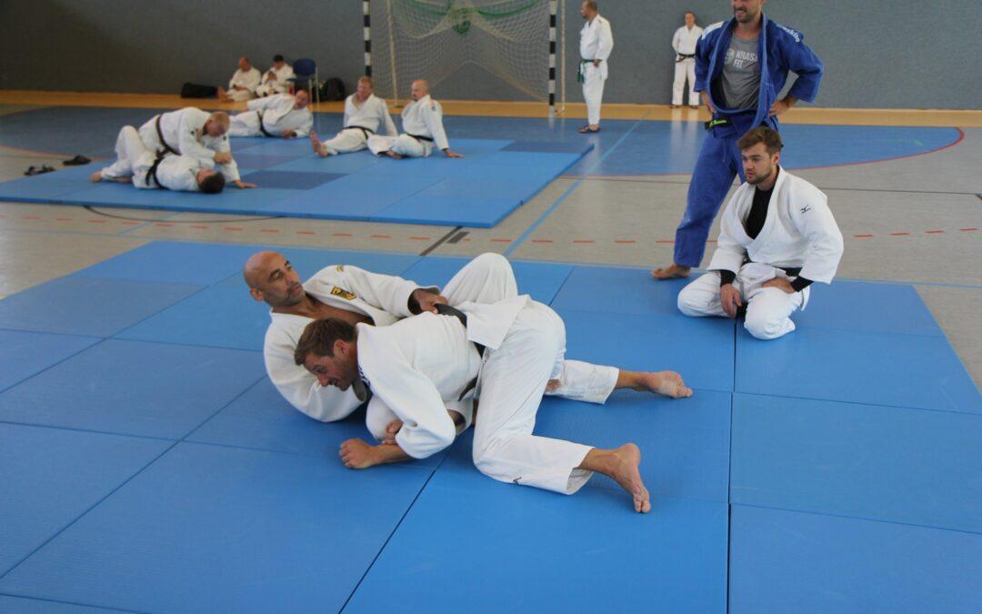 82 Teilnehmer beim Judoseminar in Güstrow
