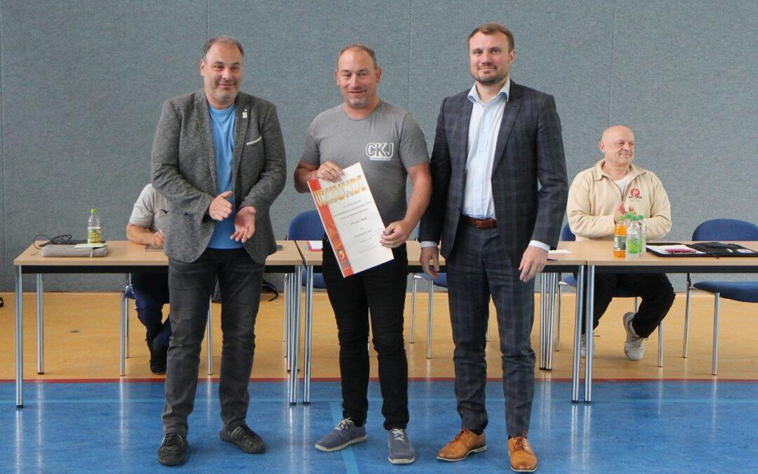 Jugendvoll- und Mitgliederversammlung in Güstrow abgehalten