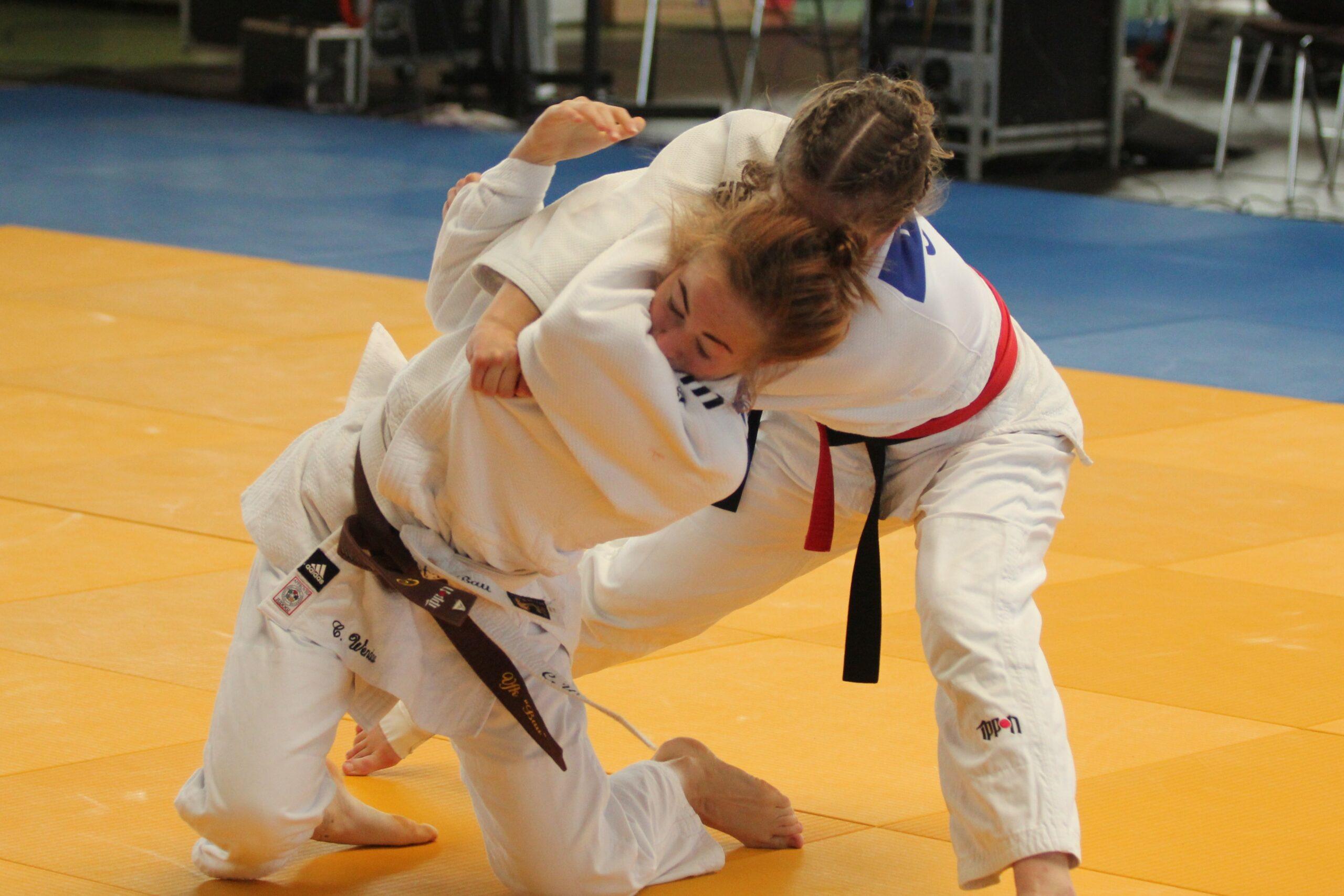 MV-Judoka mit guten Ergebnissen bei der NODEM der AK U18