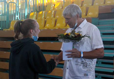Glückwünsche an Annika Würfel zu Bronze beim Grand Prix in Zagreb