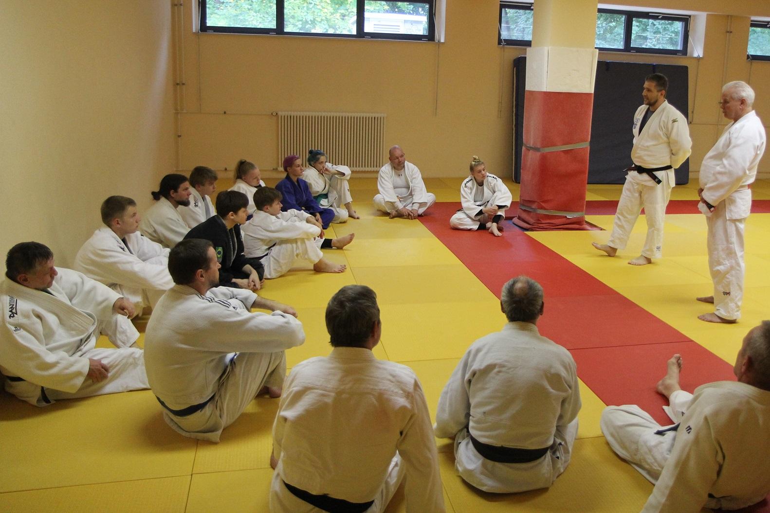 JVMV startet mit Trainer C-Ausbildung